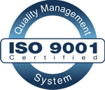 ISO 9001 Certified Quality System